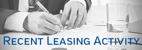 Recent Lease Activity- June & July