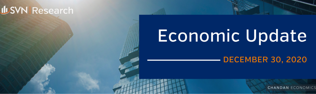Economic Update- Dec 30, 2020