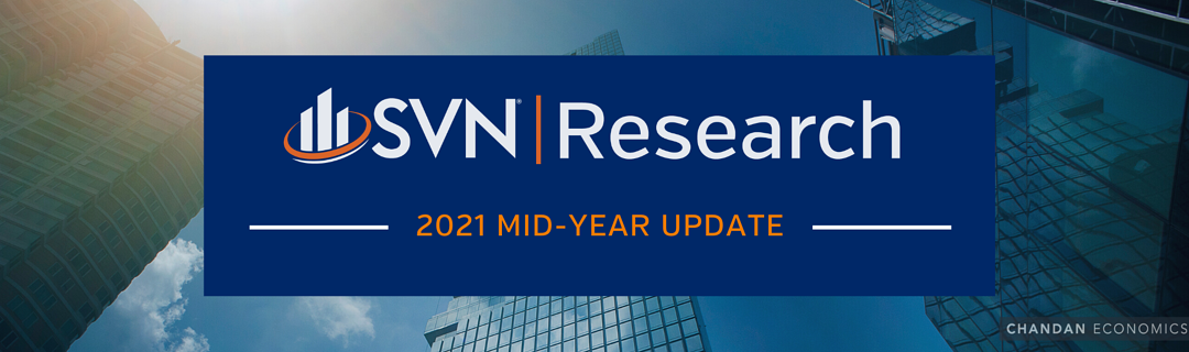 SVN Research: Commercial Real Estate 2021 Mid-Year Update