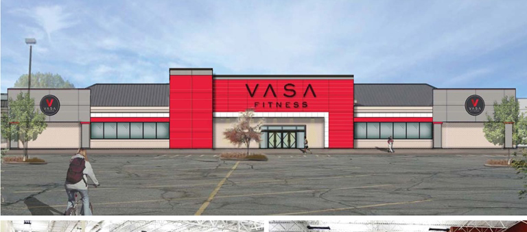 2325 23rd Avenue Greeley, CO – Leased 36,000 SF Tenant: VASA Fitness