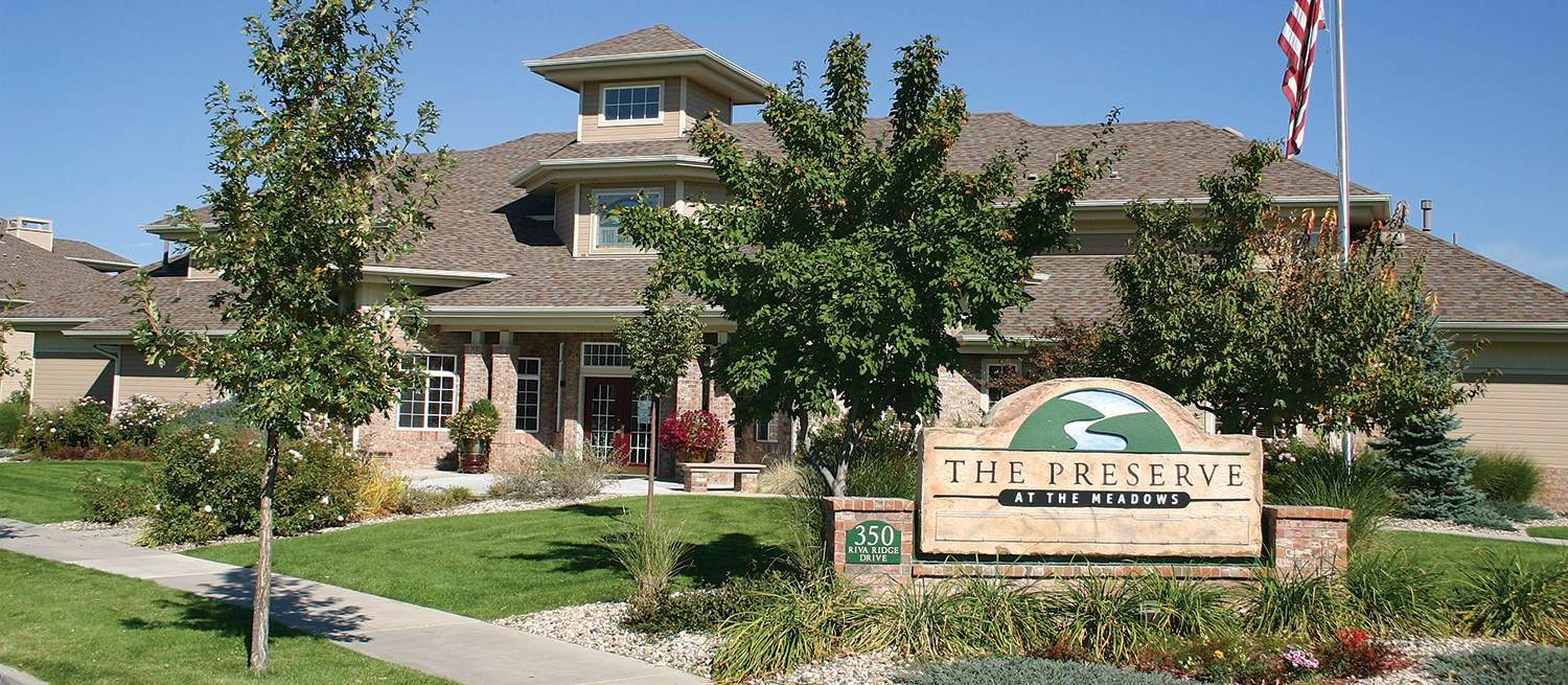 The Preserve at the Meadows Fort Collins, CO – SOLD $46.1 million $224 PSF / $209,545 per unit