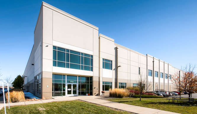 4185 Salazar Way - Class A Warehouse Frederick, CO – SOLD $16.5 million $82.44 PSF / 200,420 SF