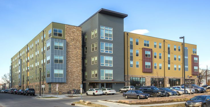 The Summit on College Fort Collins, CO – SOLD $48.2 million $176 PSF / $319,305 per unit
